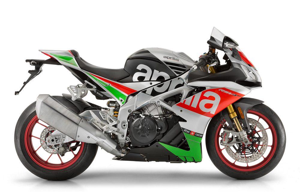 Aprilia RSV4 RR y RF 2017: carreras-cliente