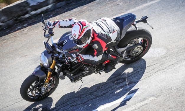 Ducati Monster 1200 S 2017