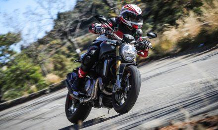 Vídeo de la Ducati Monster 1200 S