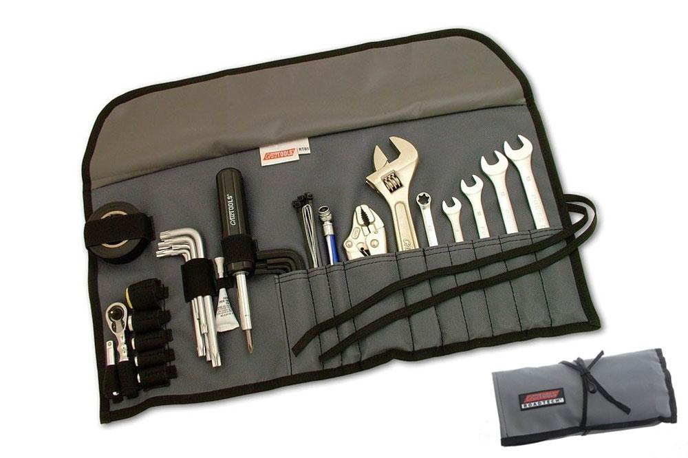 Equipo de herramientas Roadtech B1 para BMW 1200GS Touratech