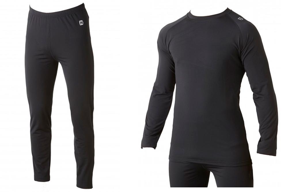 Camiseta y pantalón térmico Hevik