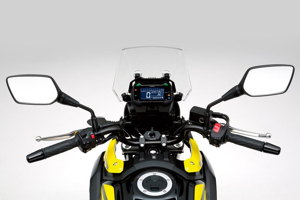 Suzuki V Strom 250 Cuadro de Instrumentos
