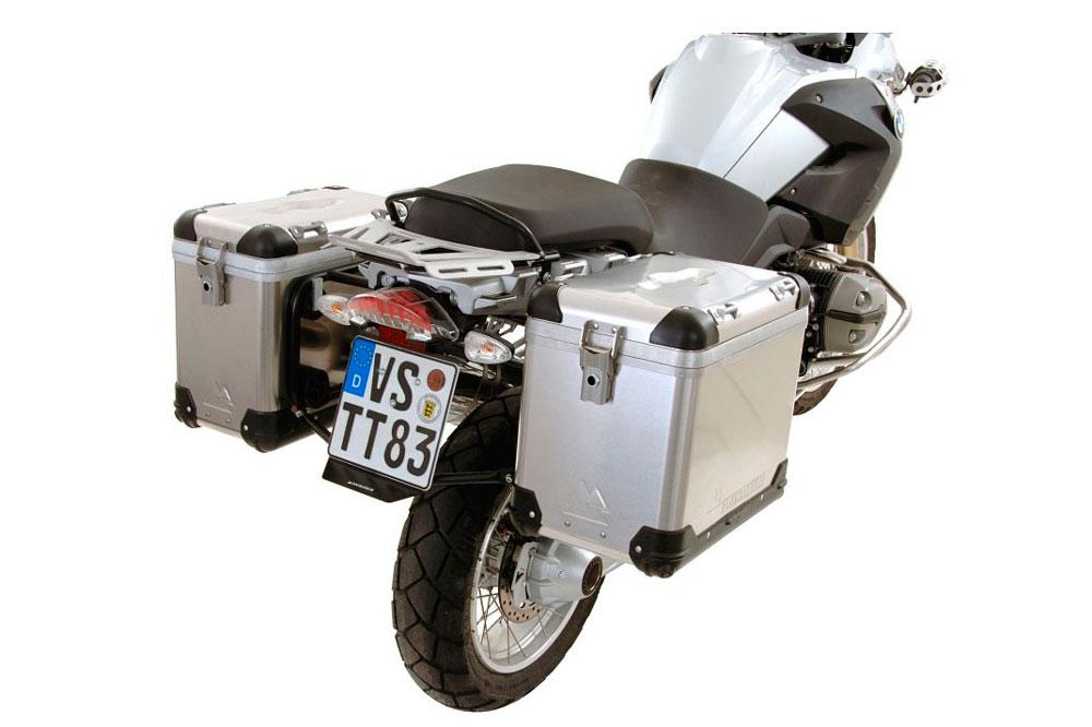 Zega Pro sistema Maletas BMW R1200GS Touratech