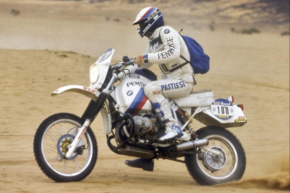 Auriol Hubert con BMW