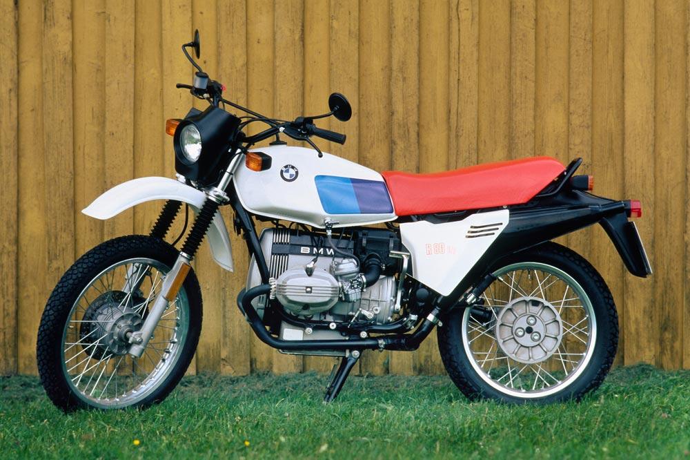 BMW R 80 GS 1980