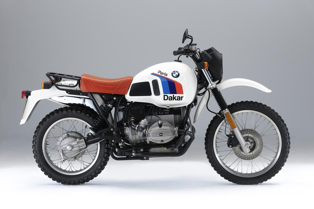 BMW R 80 GS 1985 Paris Dakar