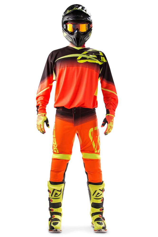 Conjunto para moto XFLEX de Acervis