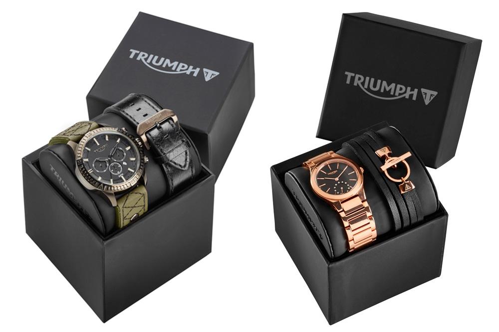 Relojes hombre y mujer Triumph