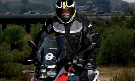 Chaqueta moto Orlando de Axo