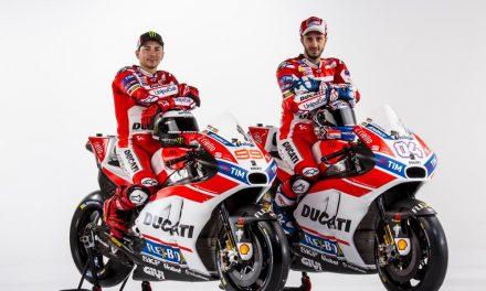 La Ducati MotoGP 2017 y Jorge Lorenzo: Así fue la presentación