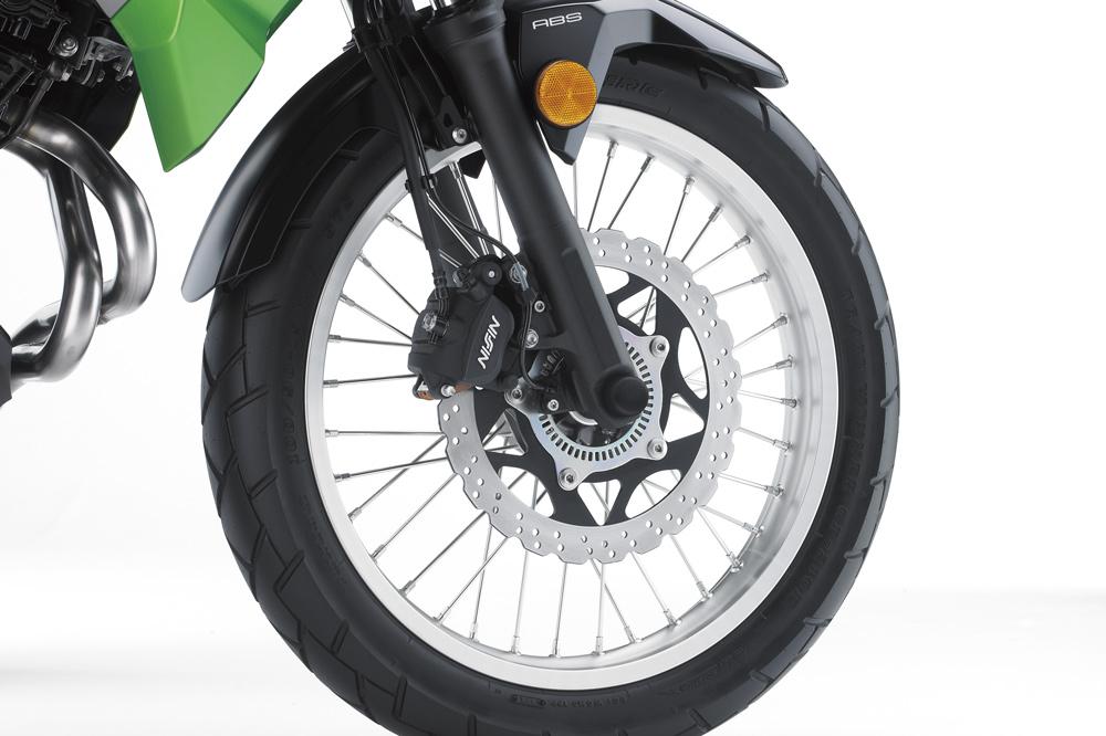 Freno delantero Kawasaki Versys X 300