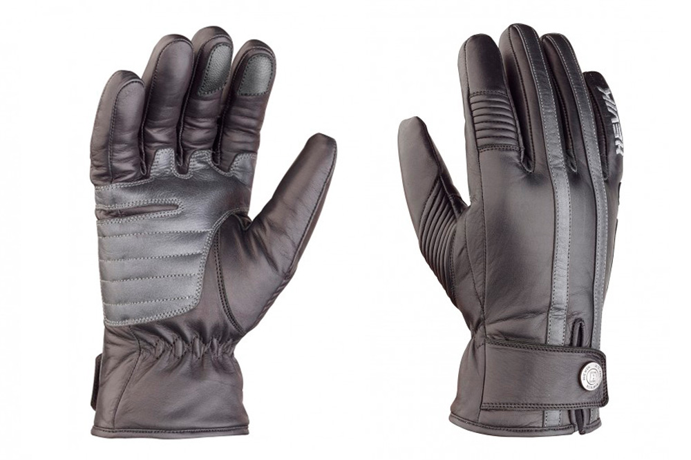 Guantes invierno Identity Racer Hevik gris