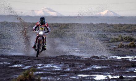 Dakar 2017: Octava etapa