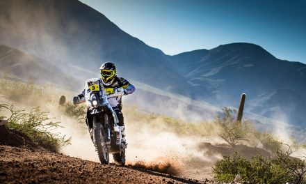Dakar 2017: Cuarta etapa