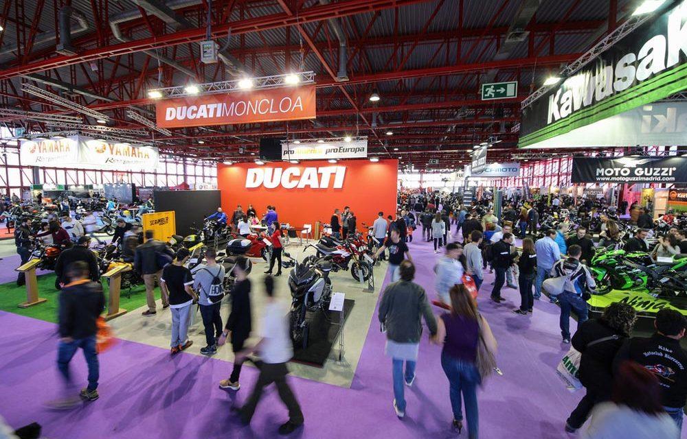 Salón Moto Madrid 2017