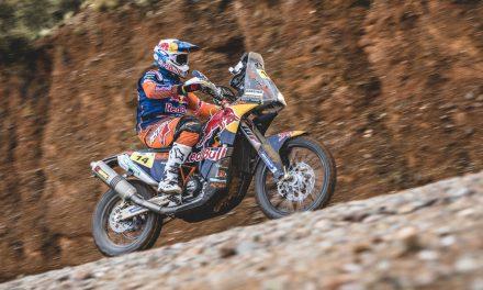 Dakar 2017: Quinta etapa