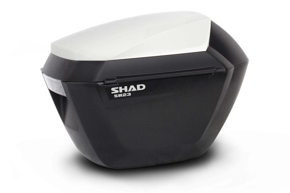 Maletas moto SH23 de SHAD