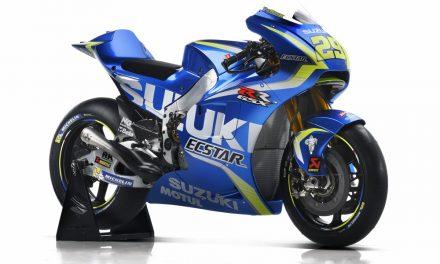 Suzuki GSX RR MotoGP 2017: Así es