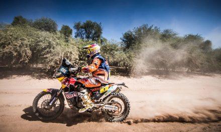 Dakar 2017: Segunda etapa