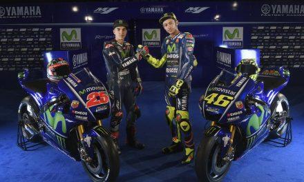 Equipo Yamaha MotoGP 2017