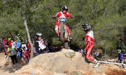 Campeonato de España de Trial 2017: La Nucia