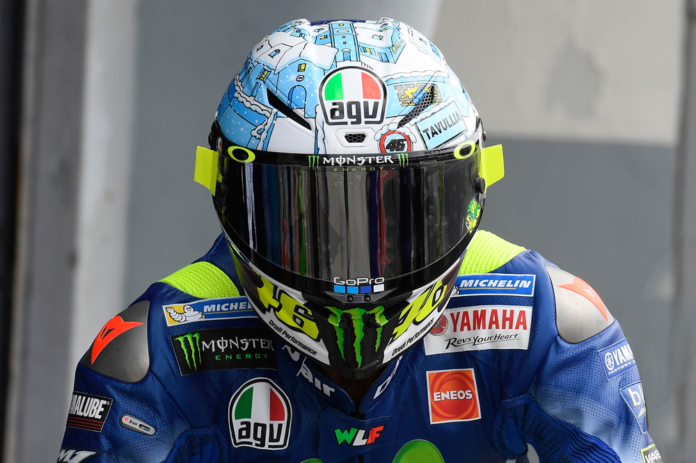 Casco AGV Valentino Rossi Winter