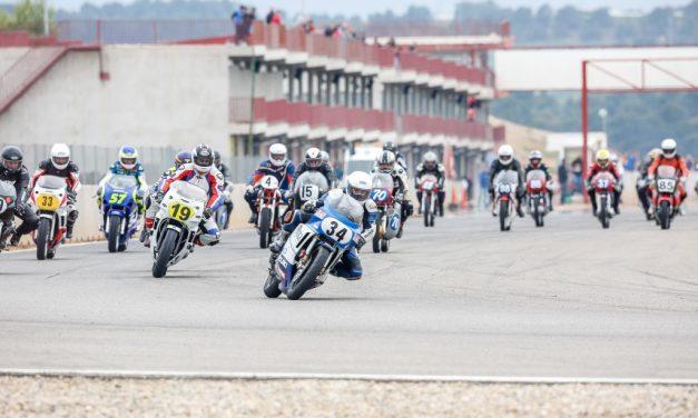 Continental, con las competiciones de motos clásicas