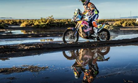 Walkner firma con Red Bull KTM Rally Factory Racing hasta 2020