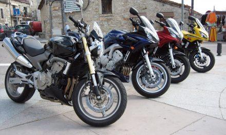 Las ventas de motos crecieron en España un 16 por ciento