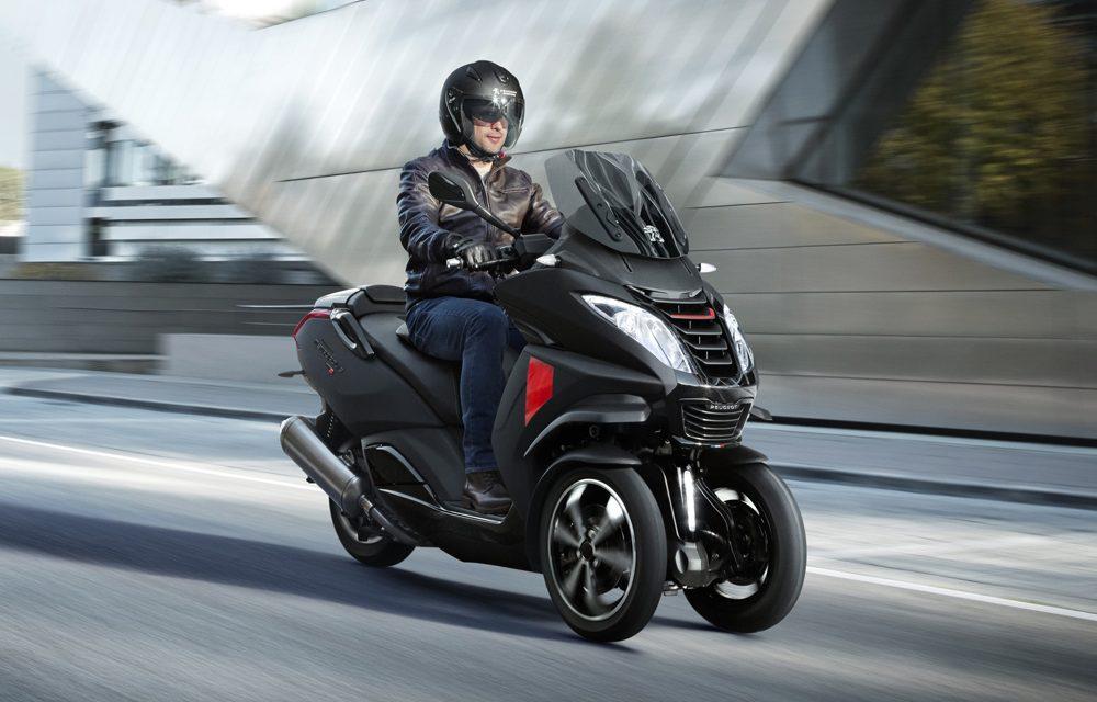 Peugeot Metropolis RX R 400 2017