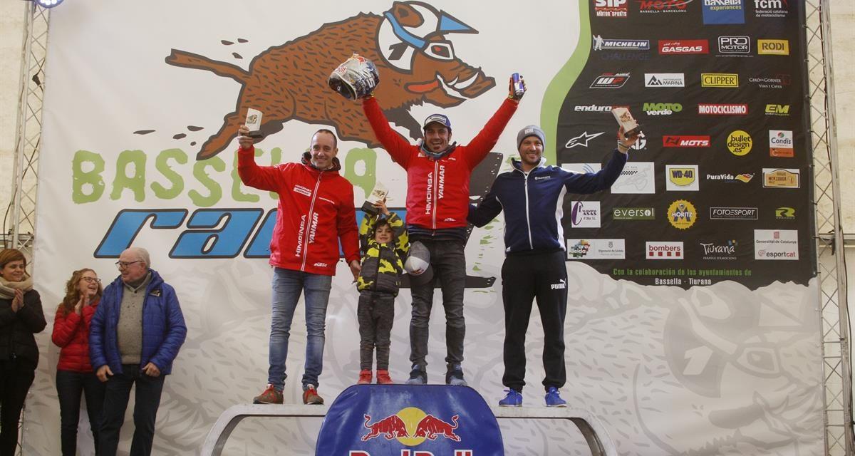 KTM domina en la última edición de la Basella Race