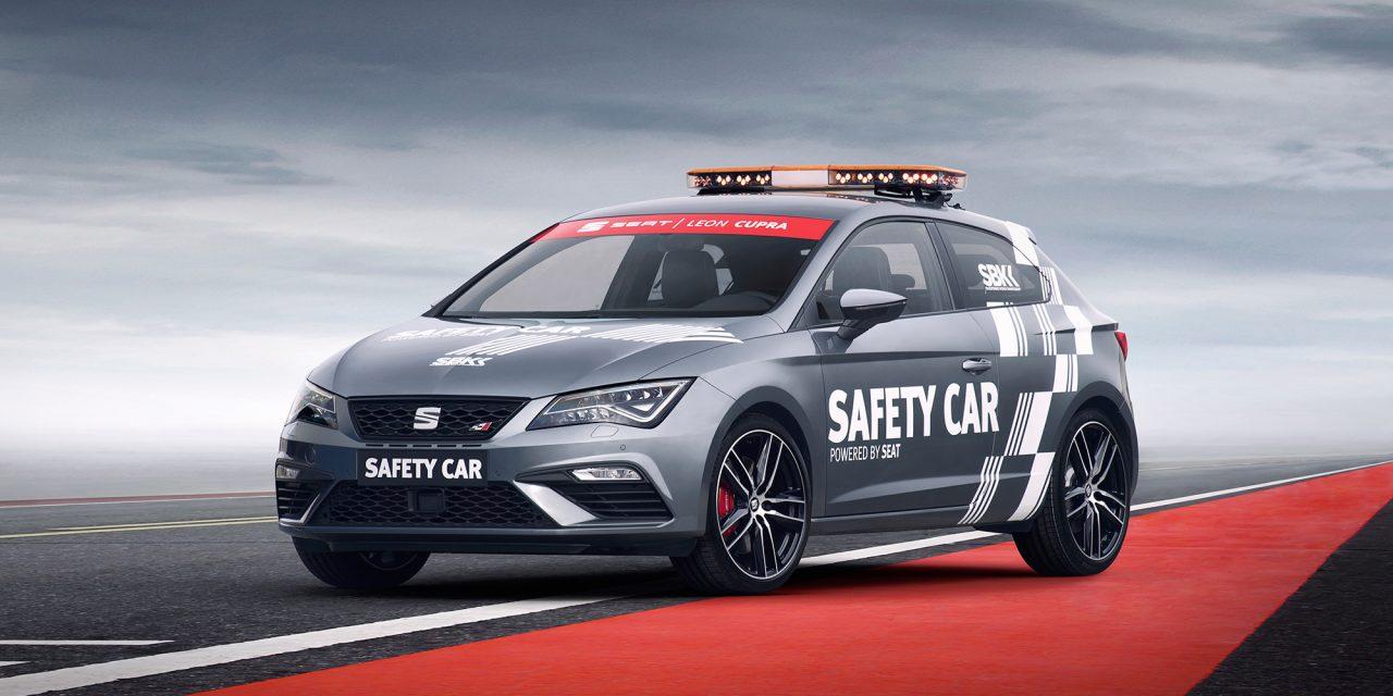 Seat, «safety car» del Mundial SBK