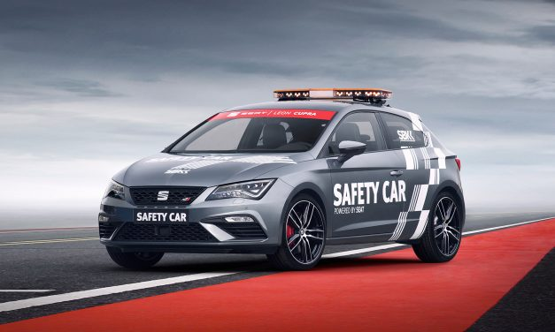 Seat, «safety car» del Mundial SBK