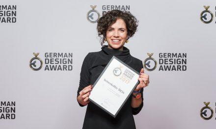 SHAD triunfa en el German Design Award 2017 con sus SH36