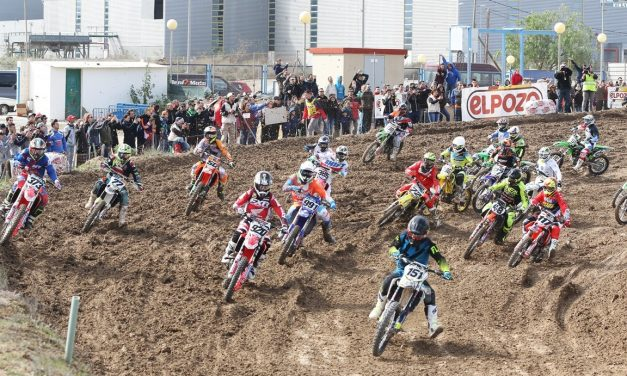 Campeonato de España de Motocross 2017: Alhama (Murcia)