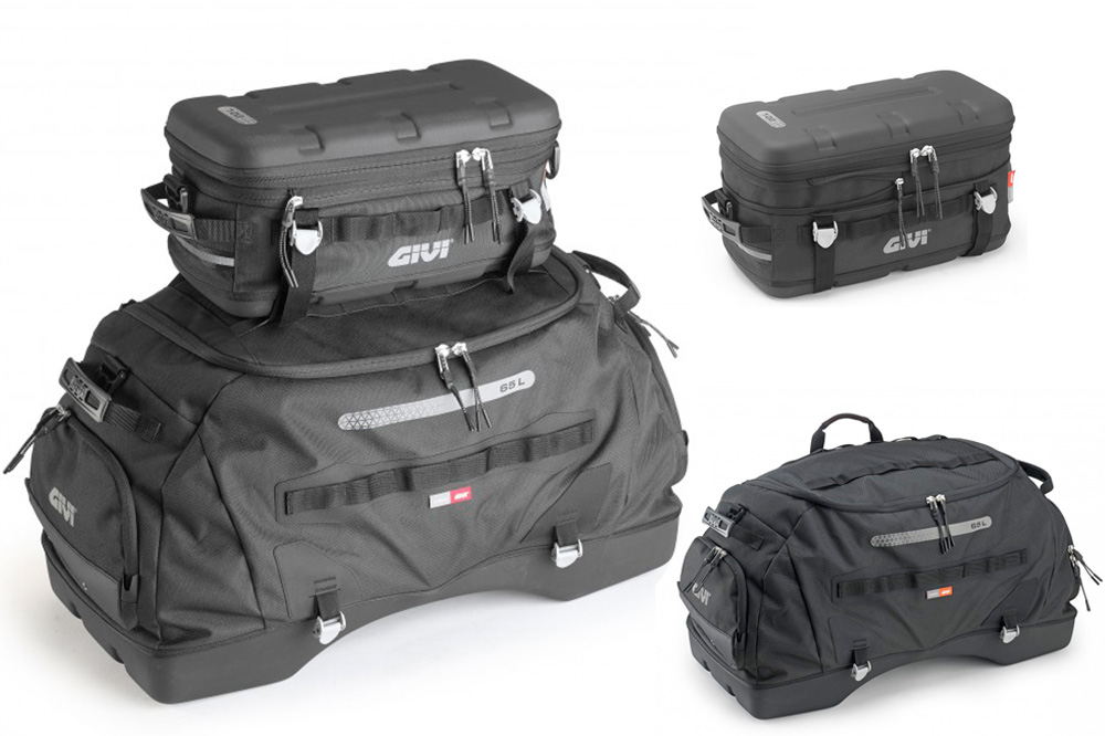 Bolsas blandas Ultimate-T de GiviUT806 UT807 modulable