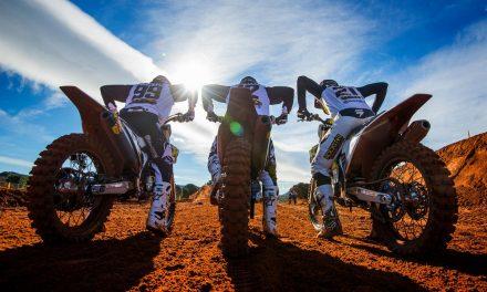 Husqvarna se prepara para el Mundial de Motocross