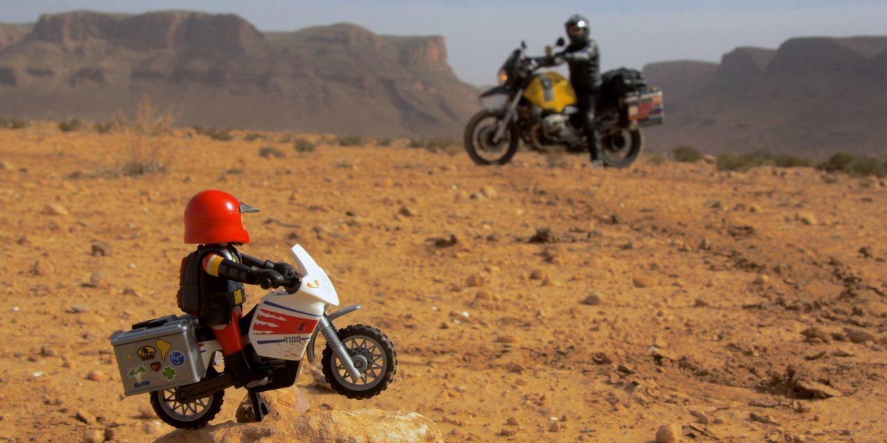 Encuentro Grandes Viajeros en Moto 2017