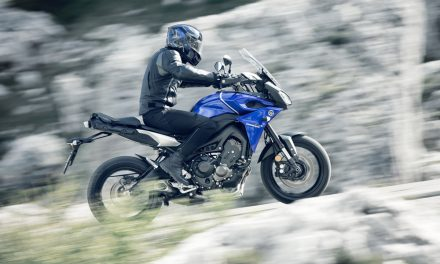 Yamaha Tracer 900: Sport trail