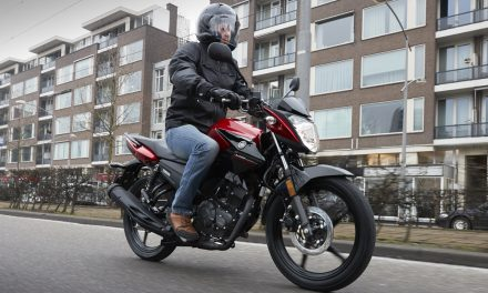 Yamaha YS 125: económica con marchas