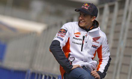 Marc Márquez, listo para un cuarto título de campeón en MotoGP