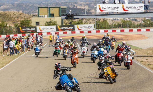 Las 6 Horas Vespa celebra su octava edición en MotorLand