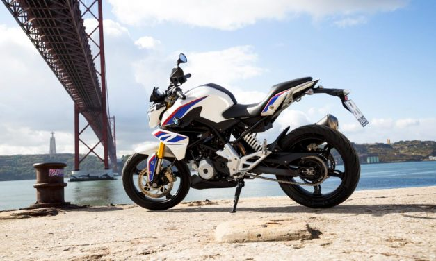 La nueva BMW G 310 R, disponible en abril