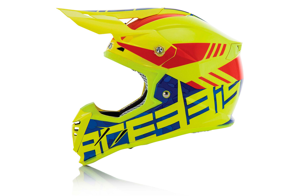 Casco Off Road Profile 3.0 de Acerbis