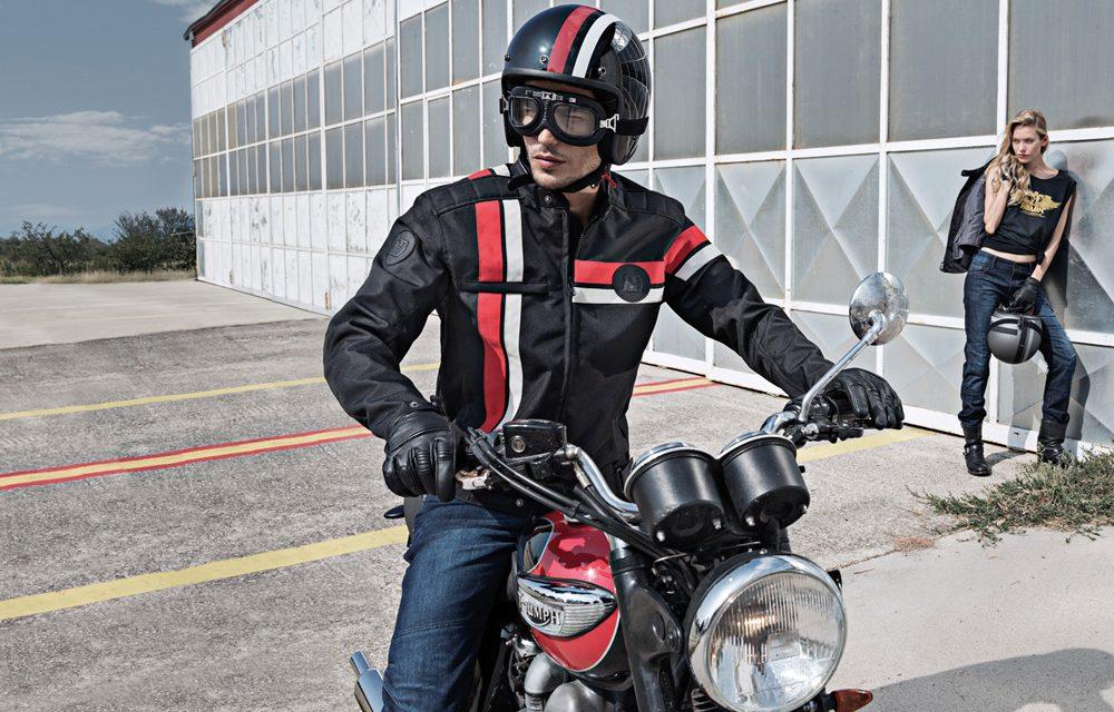 Chaquetas moto vintage