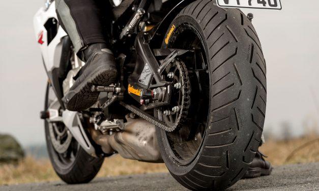 Continental presenta el nuevo neumático ContiRoadAttack 3