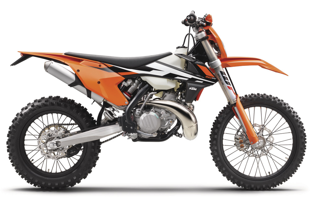 KTM 250 EXC 2T