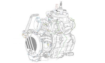 KTM revoluciona los motores de dos tiempos con inyección