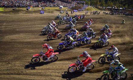 Mundial Motocross: Gajser y Jonass dominaron en Argentina