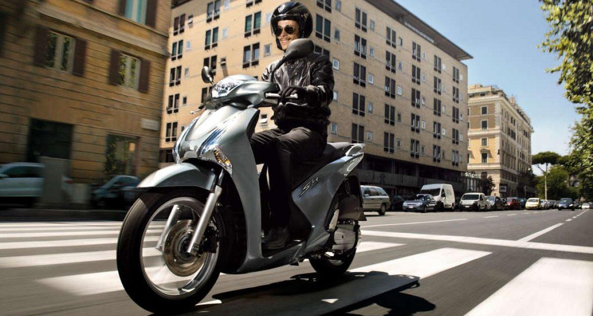 Descienden en un 22,3% las matriculaciones de motocicletas en España